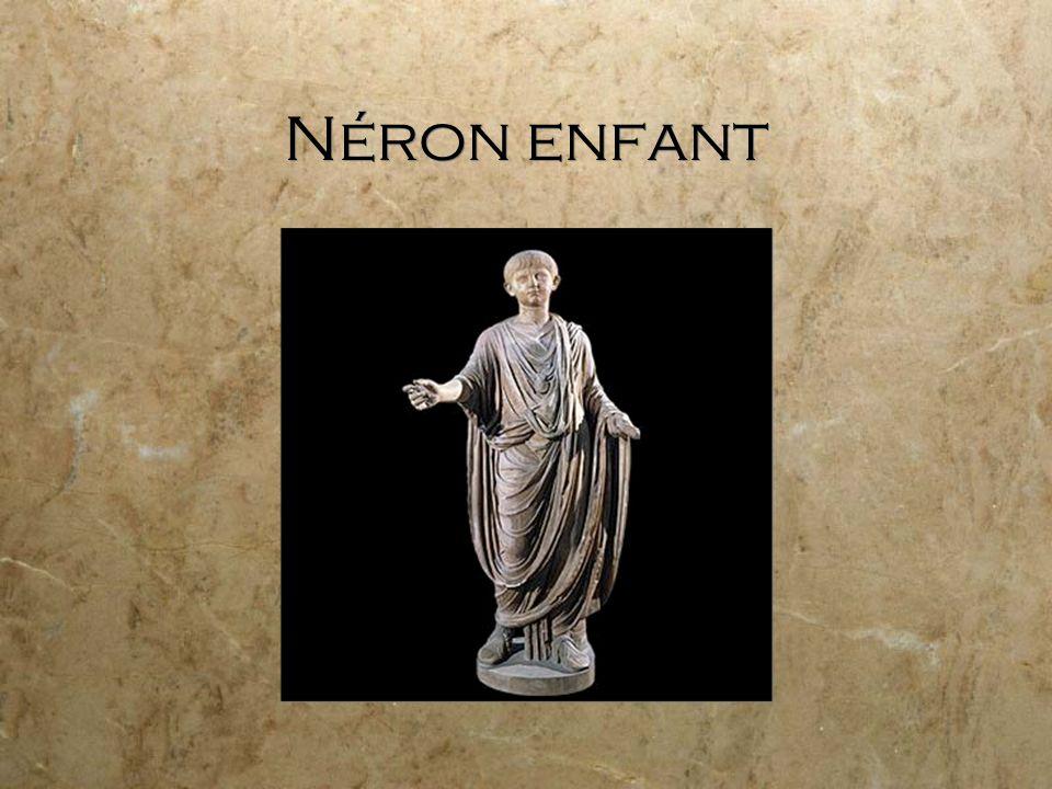 Néron enfant