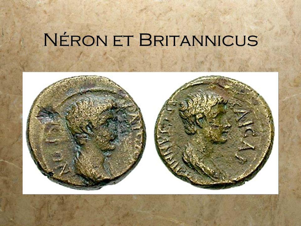 Néron et Britannicus