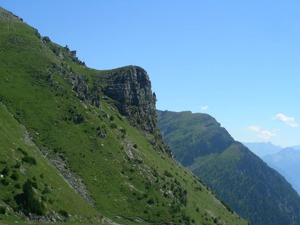 Les Dents de Morcles La petite : 2929 mètres La Grande : 2968 mètres
