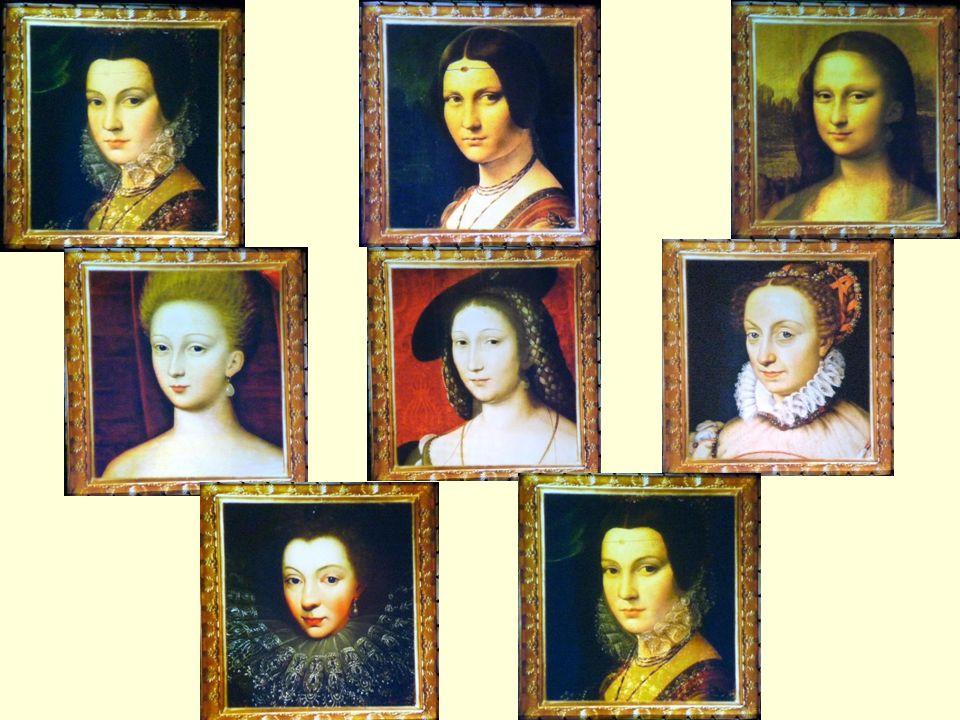 Les tableaux célèbres qui suivent apparaissent les uns après les autres grâce à la technique du fondu enchaîné