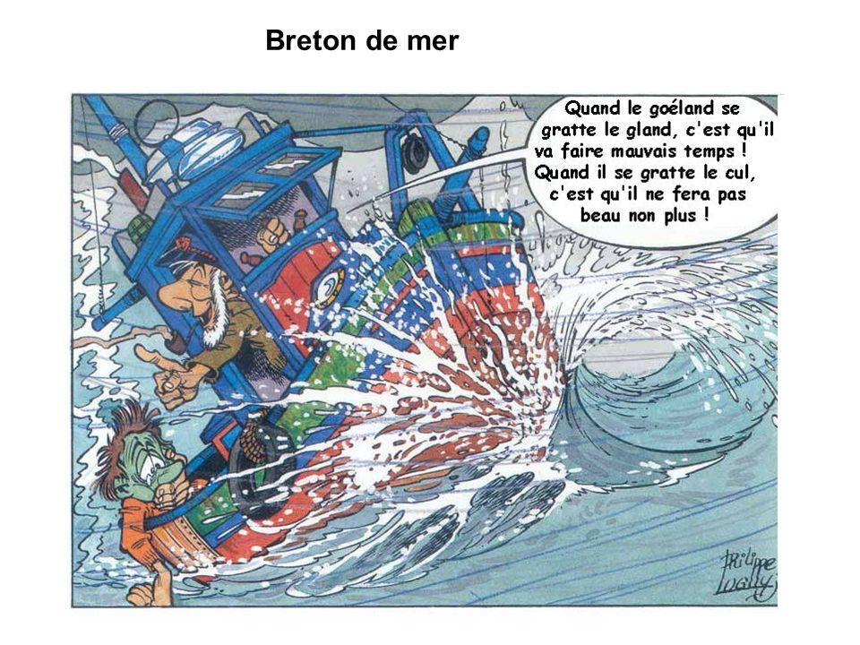 Breton de mer