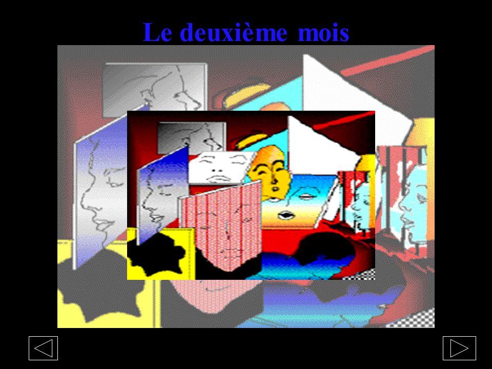 La maturation des écarts avec son image À 18 moisCette BUÉE est le signe au niveau visuel À 18 mois : Cette BUÉE est le signe au niveau visuel de la fin de la fusion entre la représentation de soi et soi-même.