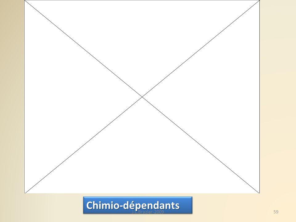 chimio Chimio-dépendantsChimio-dépendants 59J.L.Brazier-2009