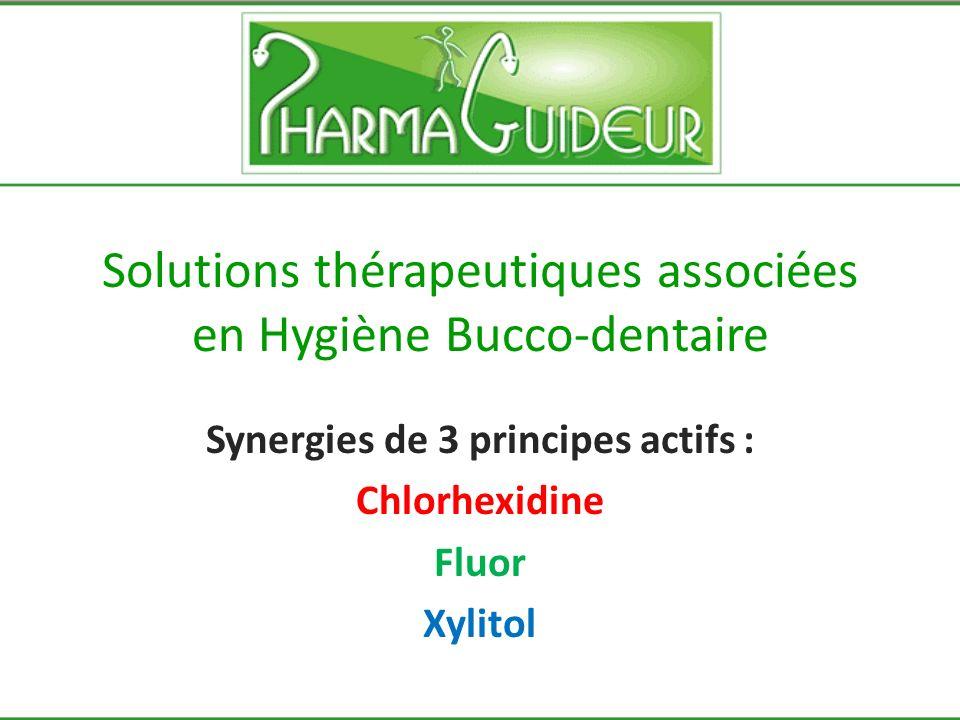 Solutions thérapeutiques associées en Hygiène Bucco-dentaire Par Dr Jean -Pierre ANGLADE Pharmacien / Chargé cours Faculté De Marseille, en hygiène bucco dentaire.