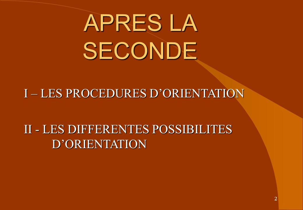 33 Après le bac S formations universitaires générales (Licence) sciences et technologies, STAPS, économie-gestion, etc..