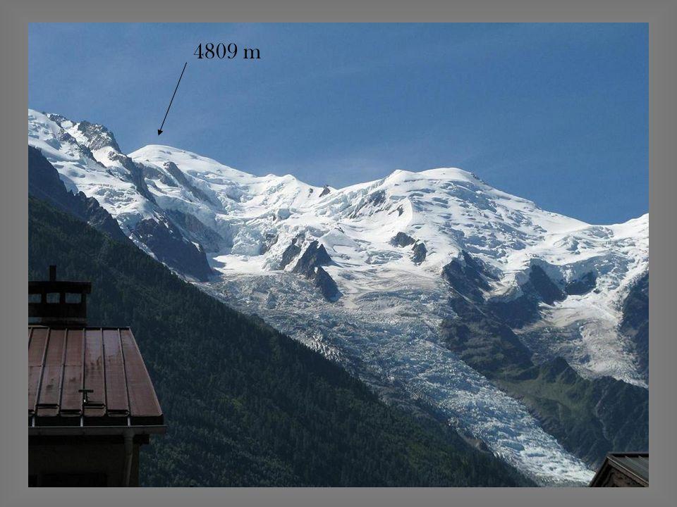 Les Praz, 1060 m