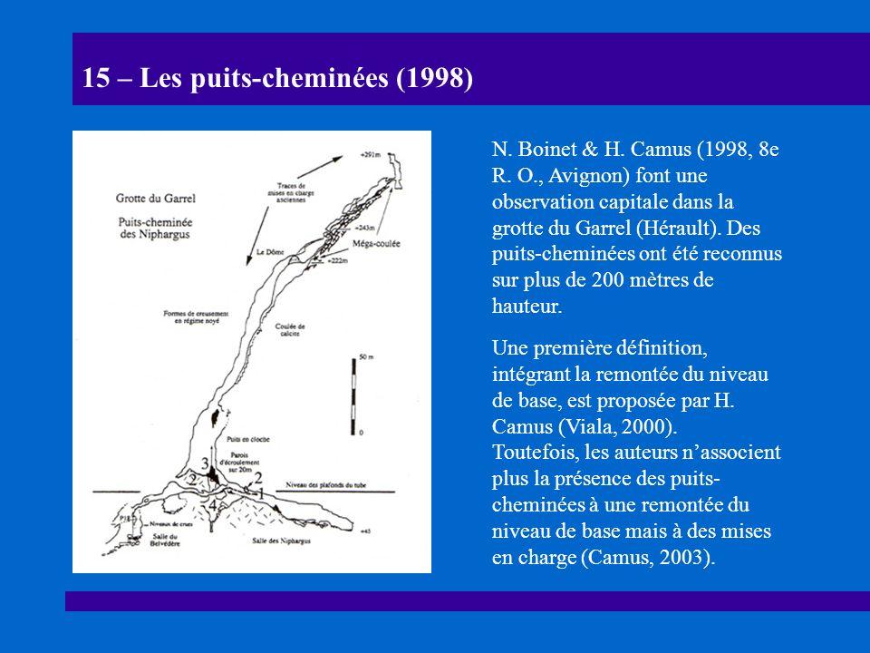 16 – Variations du niveau de base (2001) Ph.