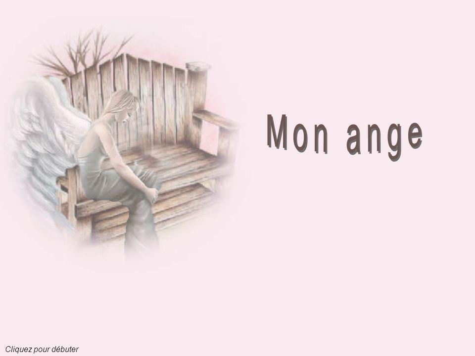 Si aujourdhui ou demain tu souffres, que tu as mal, viens faire un tour dans mon parc, je te montrerai que toi aussi, un ange est là pour toi, et qui taccueillera peu importe ta peine.