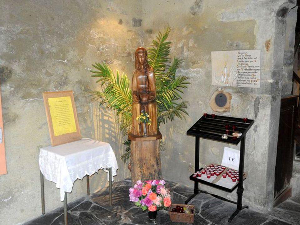 Eglise St Vincent à Sers