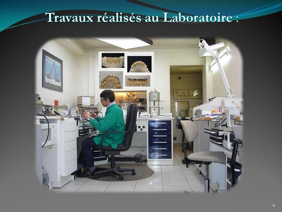 Prothèse Conjointe conventionnelle Prothèse Implantaire Prothèse Métallo-Céramique Prothèse Céramo-Céramique Prothèse composite Gouttière de Blanchime