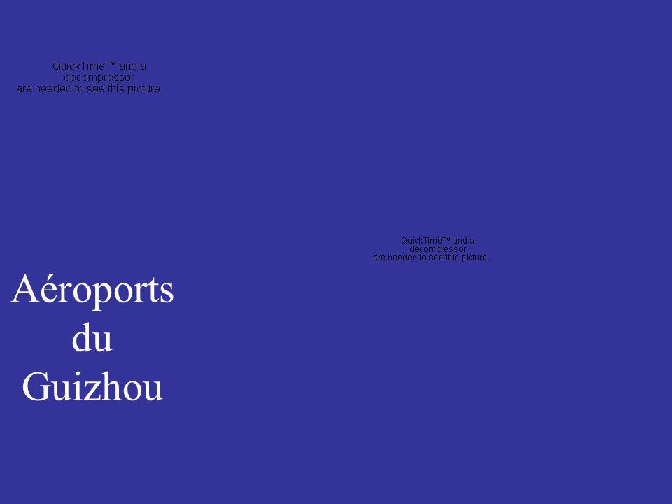 Aéroports du Guizhou