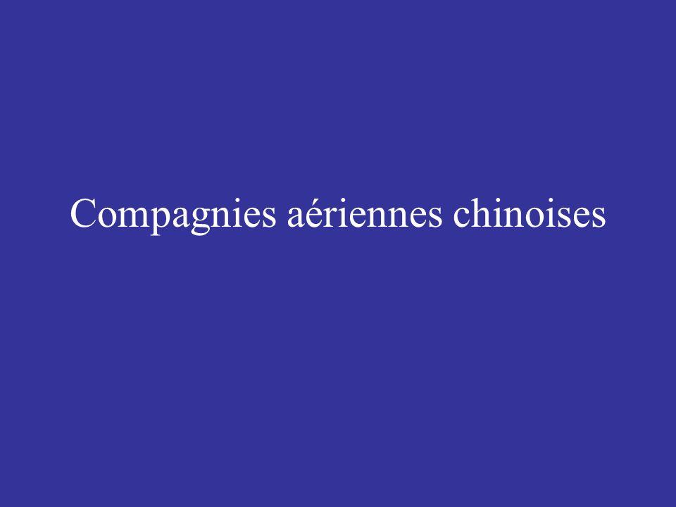 Flottes aériennes Renouvellement total de la flotte Jadis appareils soviétiques : Tupolev, Ilyushin, Antonov Aujourdhui avions Boeing et Airbus Achats massifs