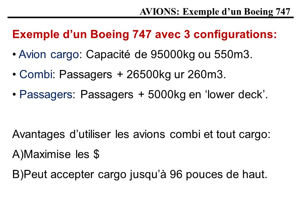 Intégrateurs / Hub ou spoke system Opération hub Terminal Camion Chicago Airplane Montréal Camion Airplane