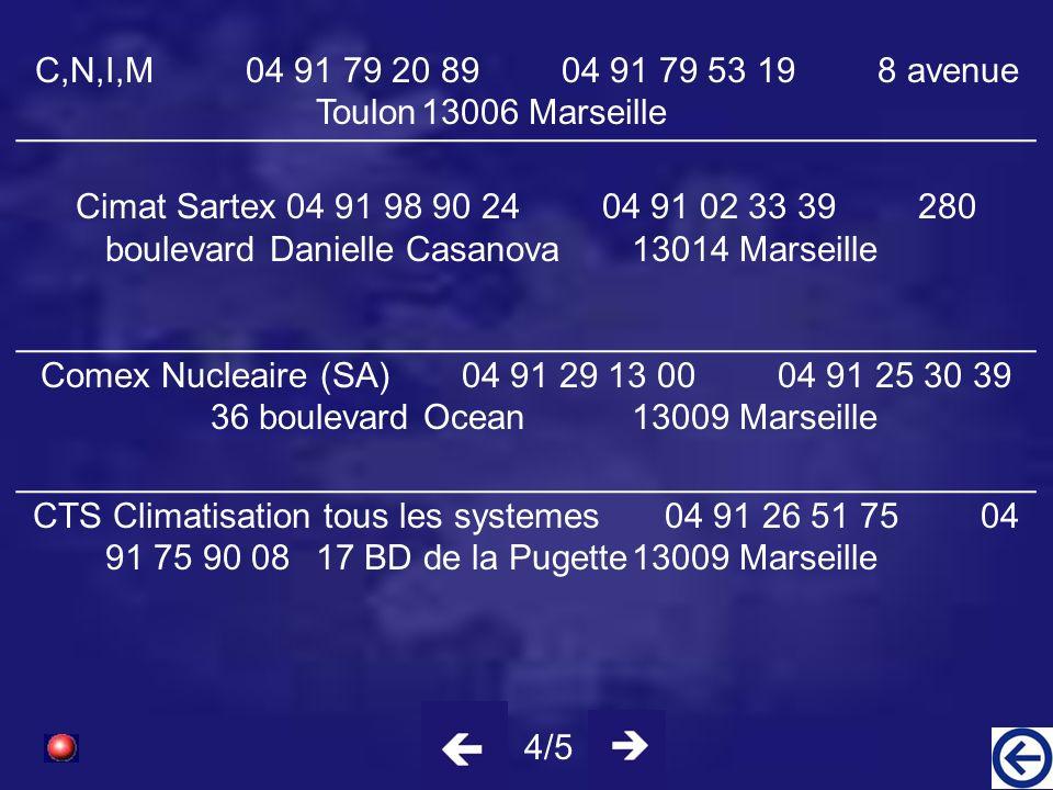 3/5 Optimal sa04 91 19 12 1204 91 19 1210Zi delta industrie n°9 57 route de st menet13011 Marseille __________________________________________________