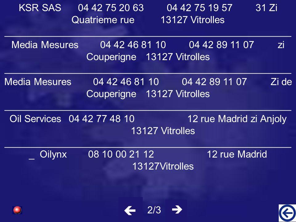 GAME SUD EST04 42 15 33 0004 42 15 033360 BD de L'EUROPE13127 Vitrolles ____________________________________________________ Game Sud Est04 42 79 28 4