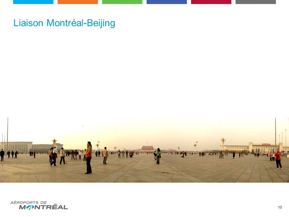 Liaison Montréal-Beijing 10