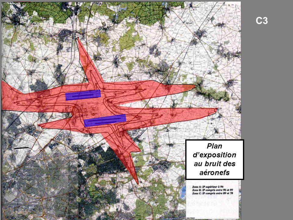 C3 Plan dexposition au bruit des aéronefs