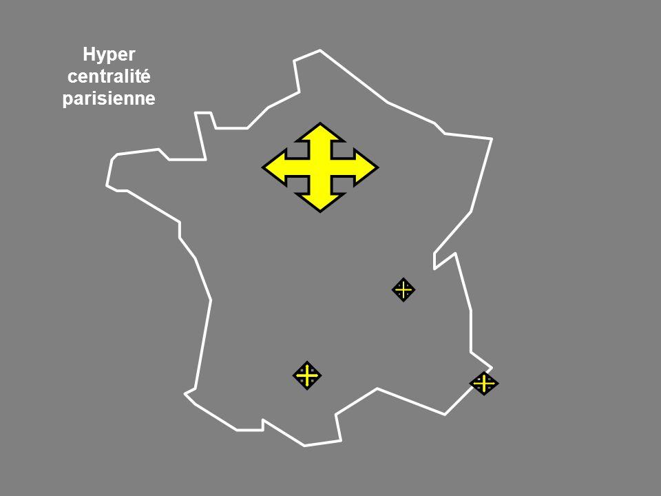 Hyper centralité parisienne