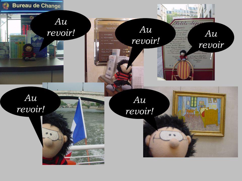 Voici laéroport Charles de Gaulle à Paris. Au revoir Paris!