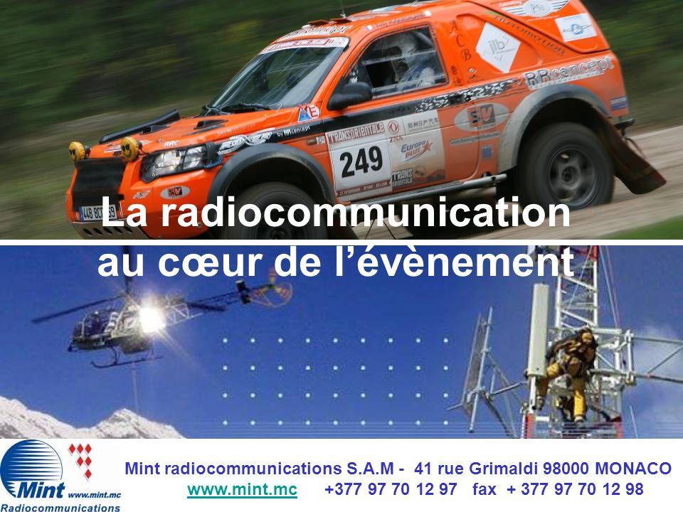 Liaisons radio évènementielles Qui sommes nous .