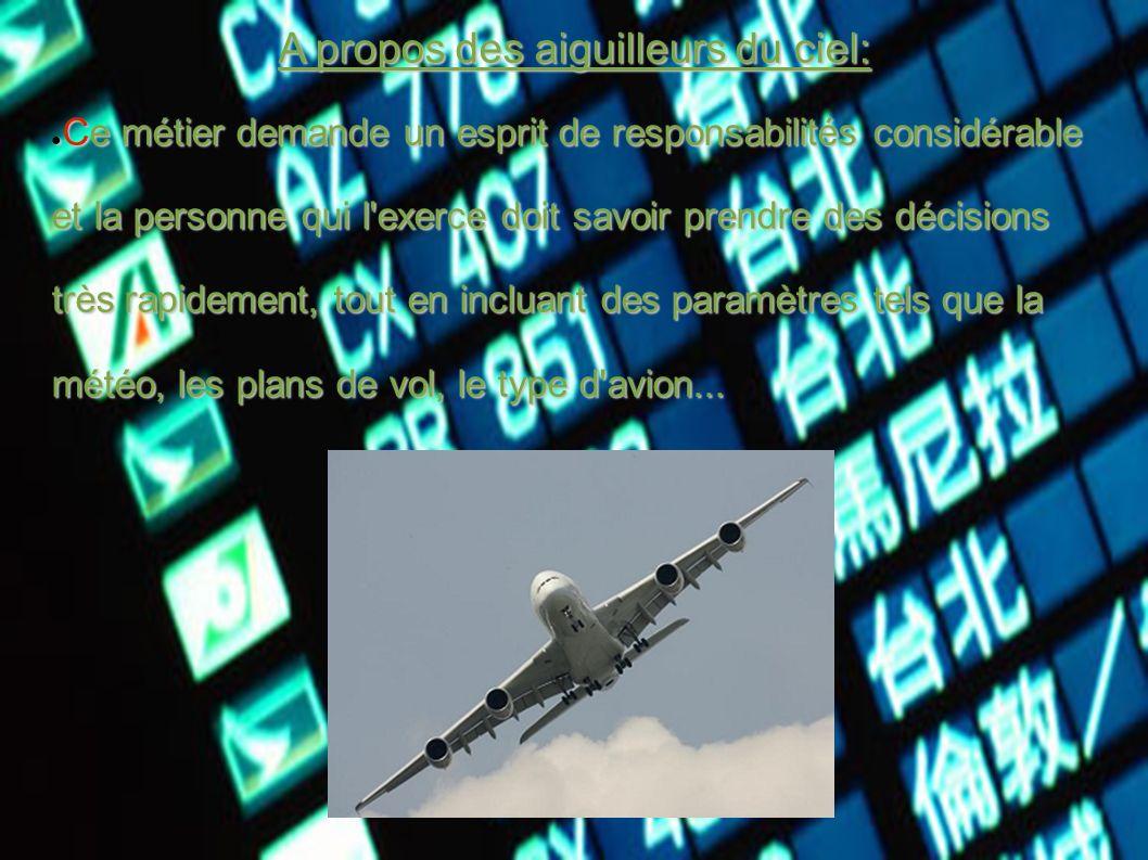 En effet, l'arsenal est très étendu. Il se compose notamment de radars aériens, de radars météorologique, de système de radiotéléphonie, de transponde
