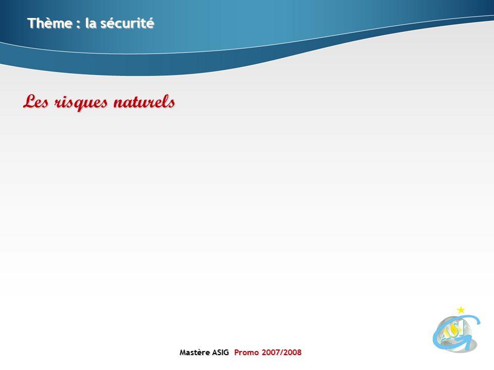 Mastère ASIGPromo 2007/2008 Mastère ASIG Promo 2007/2008 Thème : lurbanisme Le Service de Documentation National du Cadastre Et conférence Cadastre et BD parcellaire