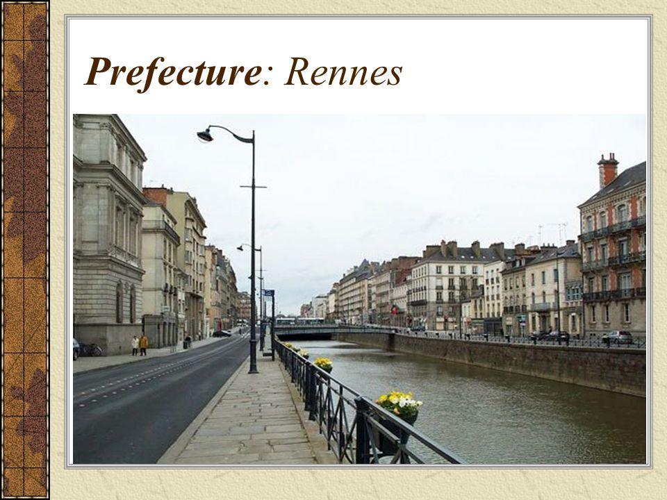 Prefecture: Rennes
