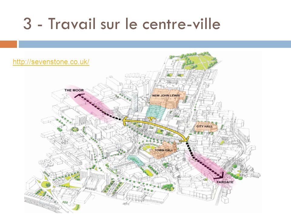 3 - Travail sur le centre-ville http://sevenstone.co.uk/