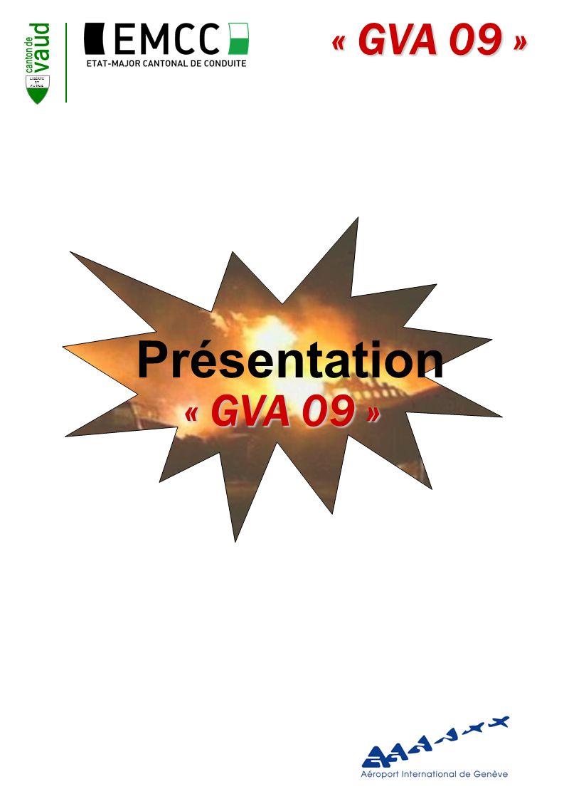 LIBERTE ET PATRIE « GVA 09 » Introduction Le Canton de Vaud a, depuis de nombreuses années, pris loption de mieux se préparer à la gestion de situations particulières ou de crises.