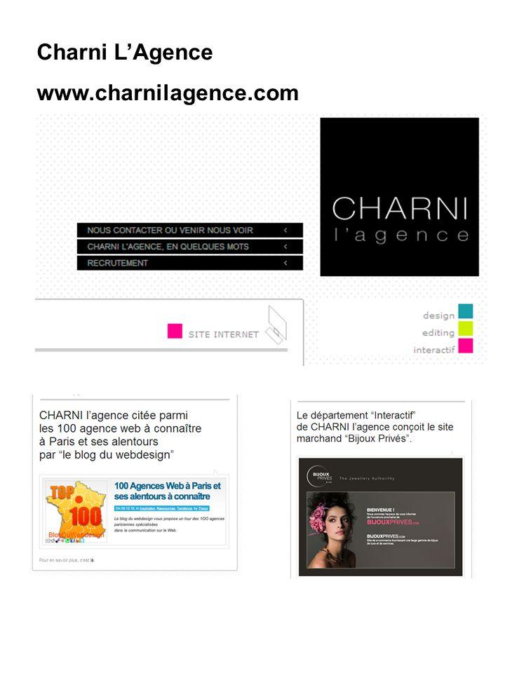 Charni LAgence www.charnilagence.com