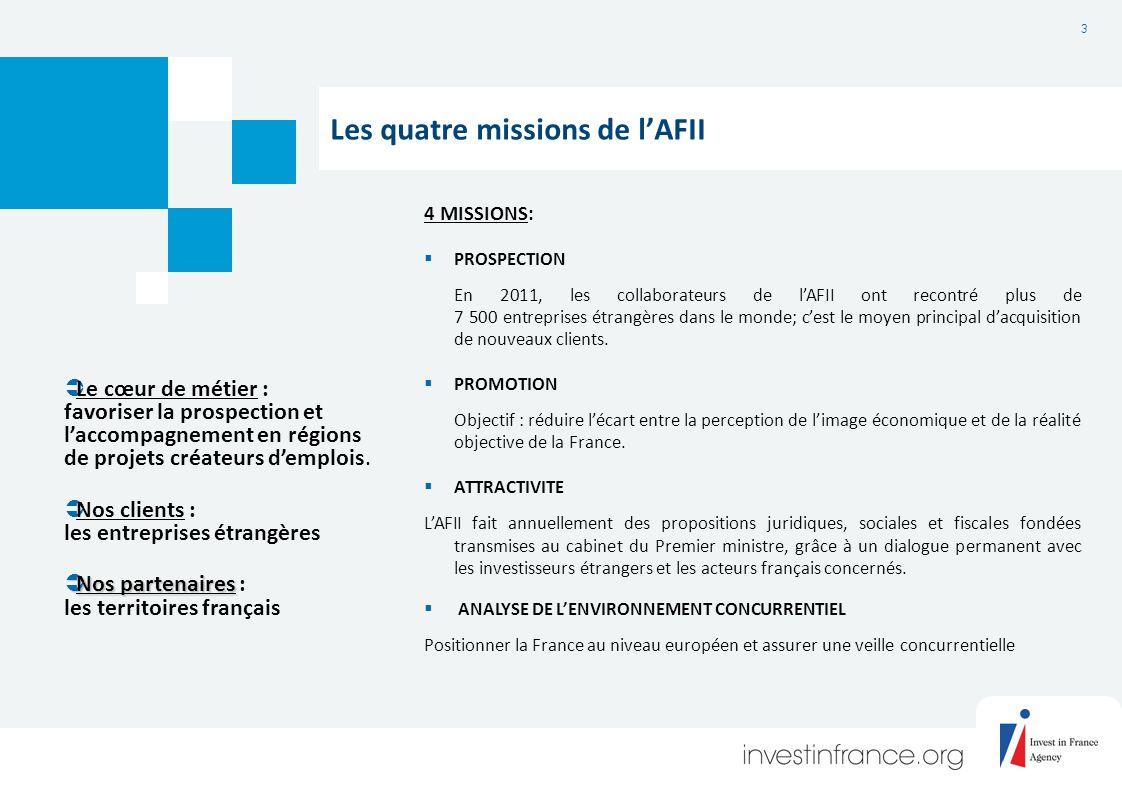 La R&D et linnovation, priorités nationales 8 La France au 2 ème rang européen et au 4 ème rang mondial pour le dépôt de brevets internationaux.