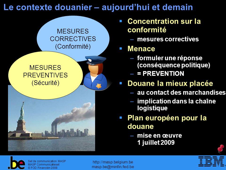 Set de communication MASP MASP Communicatieset © FOD Financiën 2008 http://masp.belgium.be masp.be@minfin.fed.be Procédures simplifiées