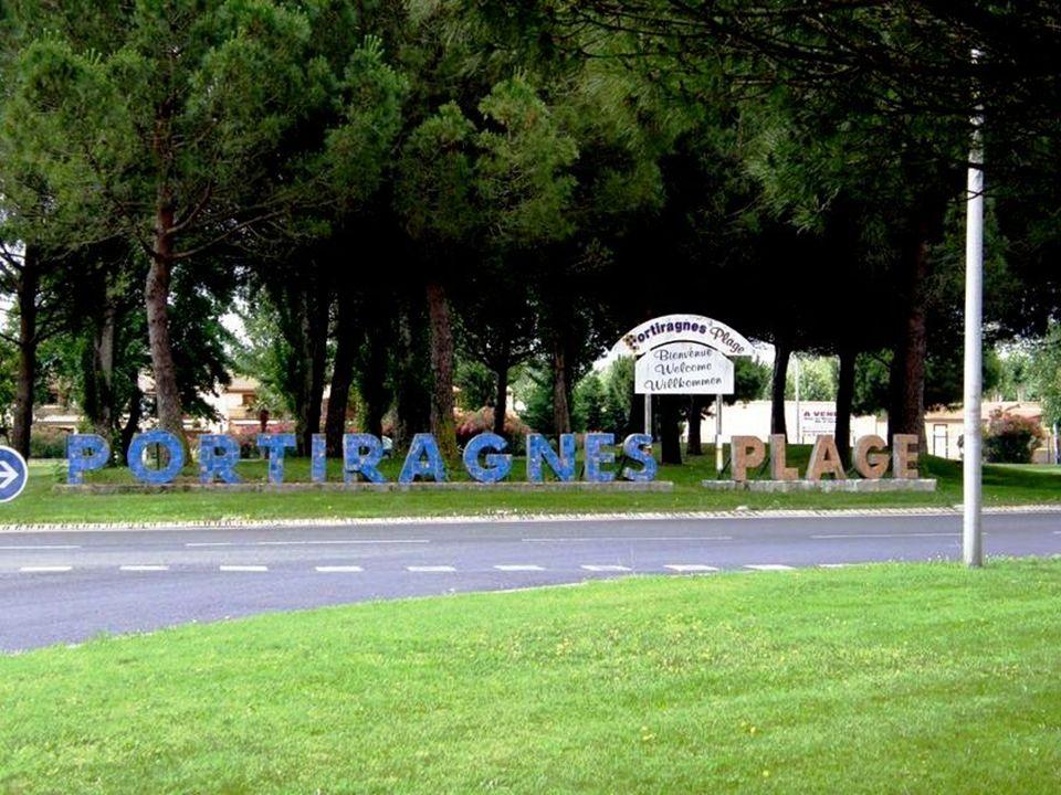 PLAN DE SITUATION BEZIERS CAP D AGDE Aéroport Béziers Cap d Agde en Languedoc Portiragnes Portiragnes Plage