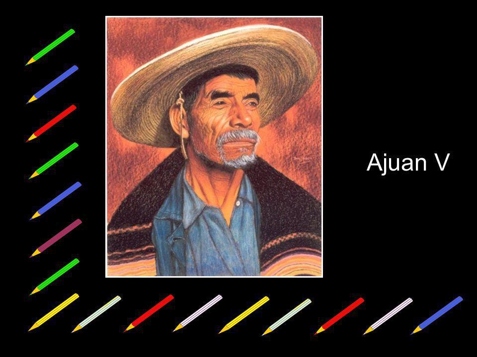 Don Marco est un dessinateur nutilisant que des crayons de couleurs Crayola.