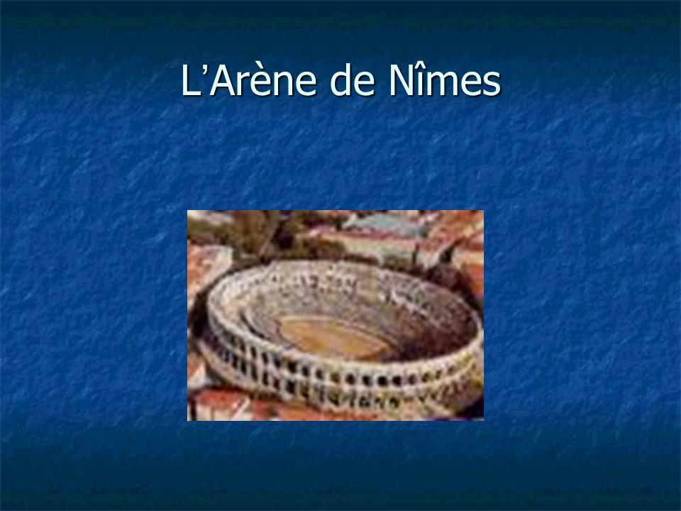 L Arène de Nîmes