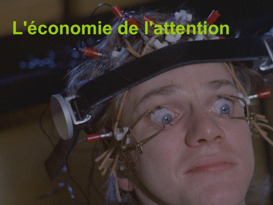 Epistémologie du Web social L économie de l attention