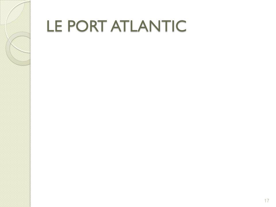 LE PORT ATLANTIC 17