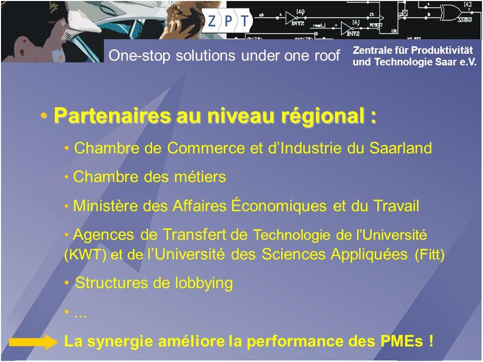 Zentrale für Produktivität und Technologie Saar e.V.