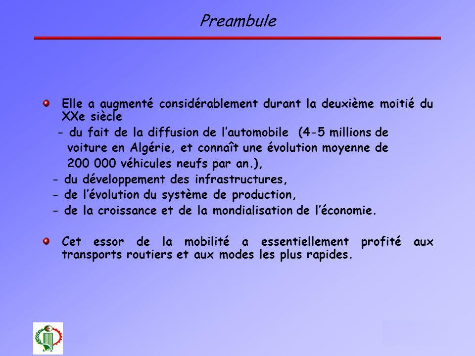 3 Oléron 2003 Preambule Elle a augmenté considérablement durant la deuxième moitié du XXe siècle - du fait de la diffusion de lautomobile (4-5 million
