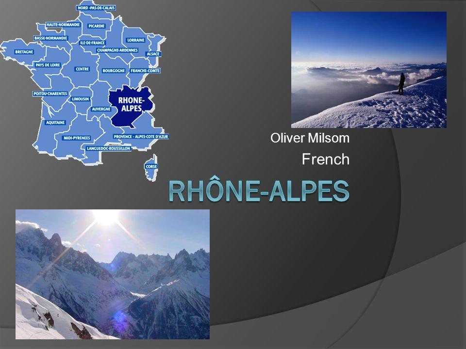 Oliver Milsom French