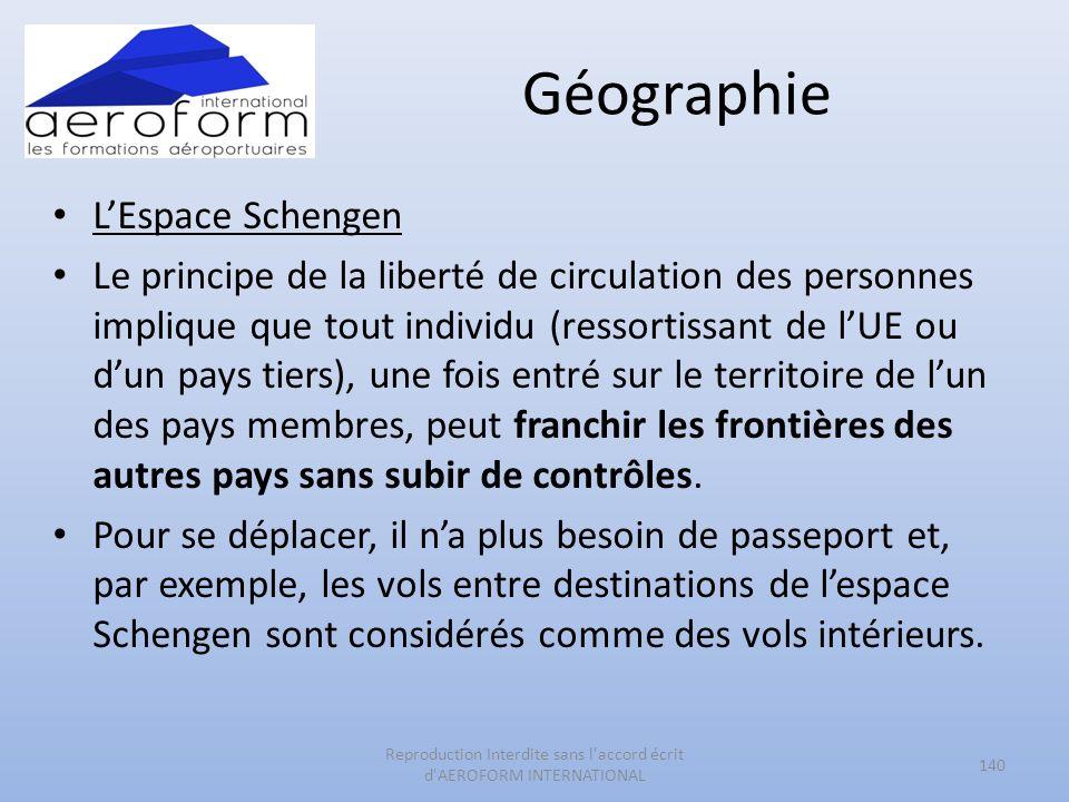 Géographie LEspace Schengen Le principe de la liberté de circulation des personnes implique que tout individu (ressortissant de lUE ou dun pays tiers)