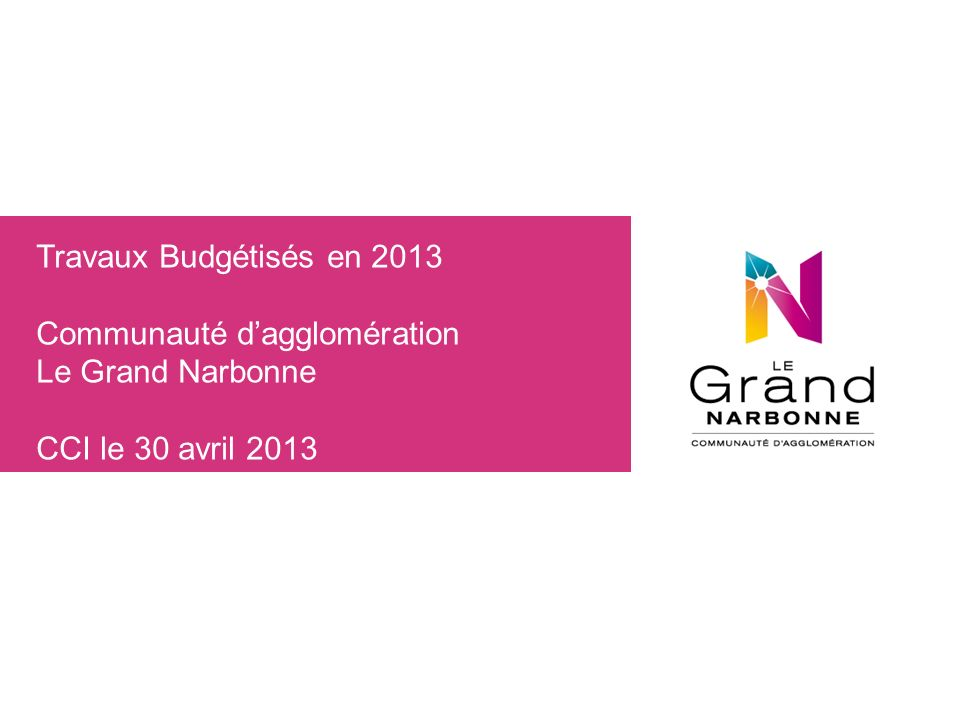 2 BUDGET 2013 CONSOLIDE: 200 217 241
