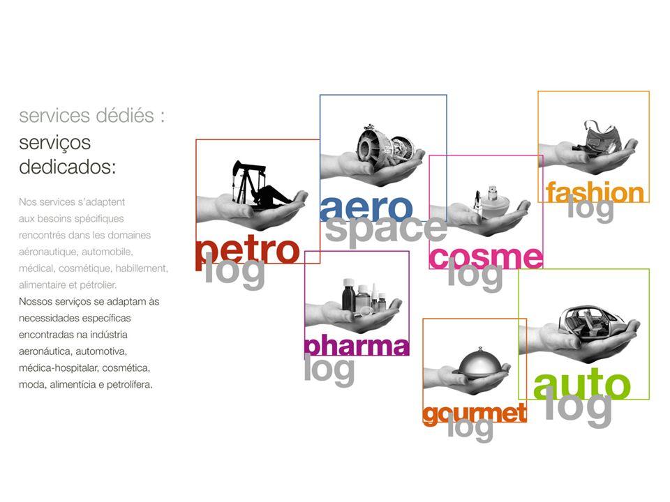 Le Brésil Depuis plus que 3 ans Qualitair and Sea et ILS Cargo se sont unis en « Joint Venture » et développent ensemble le marché Franco brésilien.