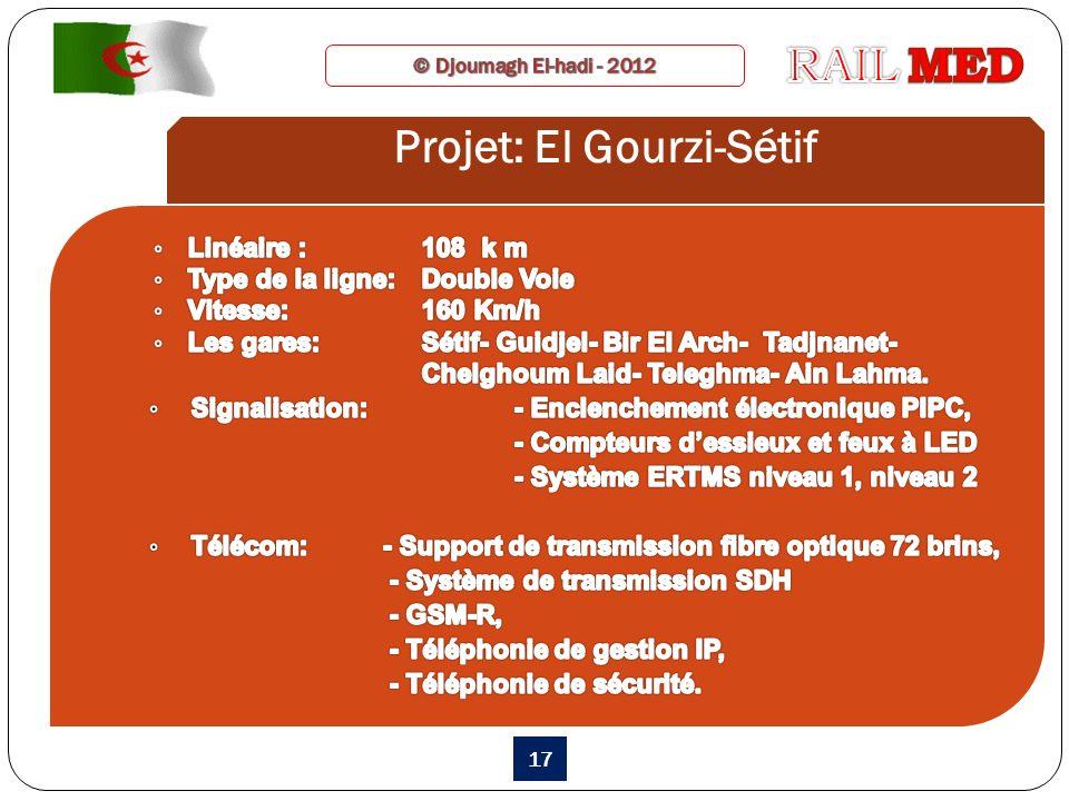 Projet: El Gourzi-Sétif 17
