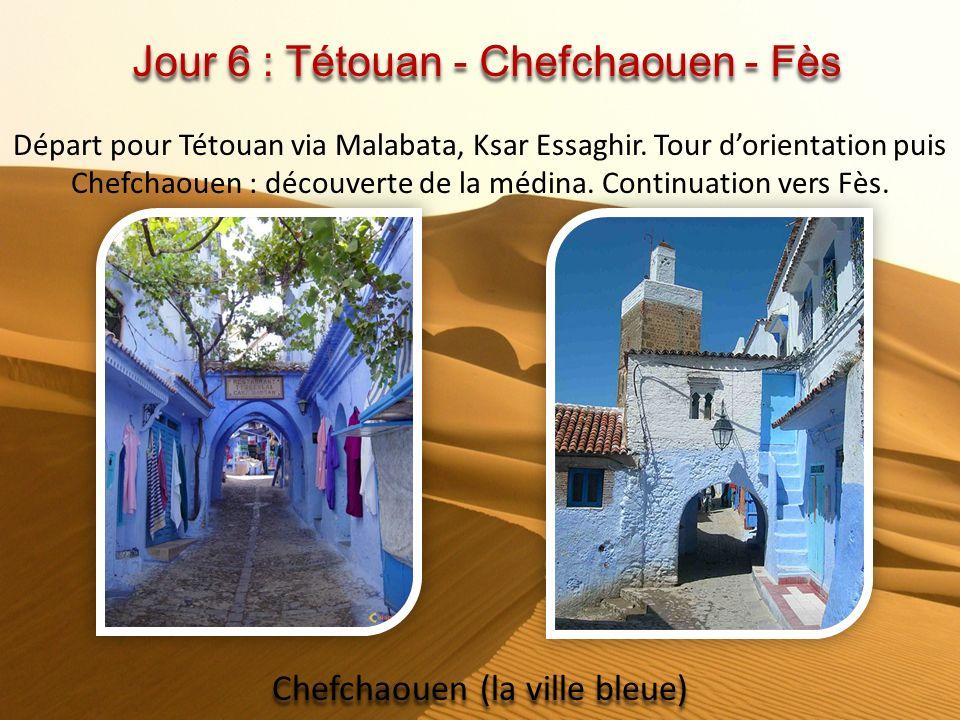 Jour 5 : Rabat - Tanger Plaine du Gharb Cap Spartel Les grottes dHercule Tanger via la plaine du Gharb, le cap Spartel, les grottes dHerculle…