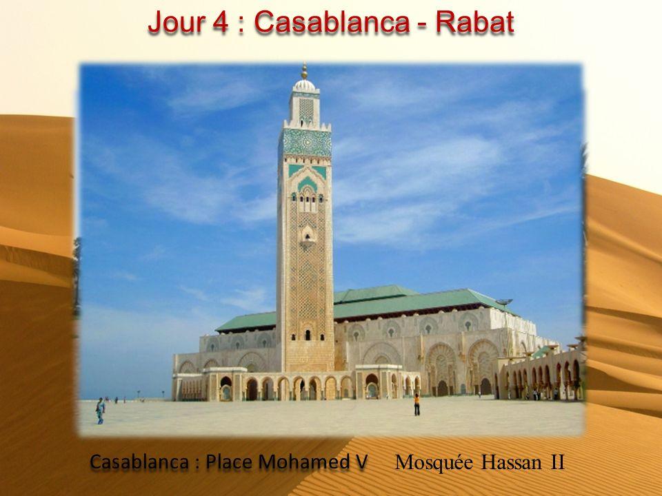 Jour 3 : Safi - El Jadida - Casablanca Destination El Jadida, via Safi et Oualidia. Visite de la Citerne portugaise. Citerne portugaise