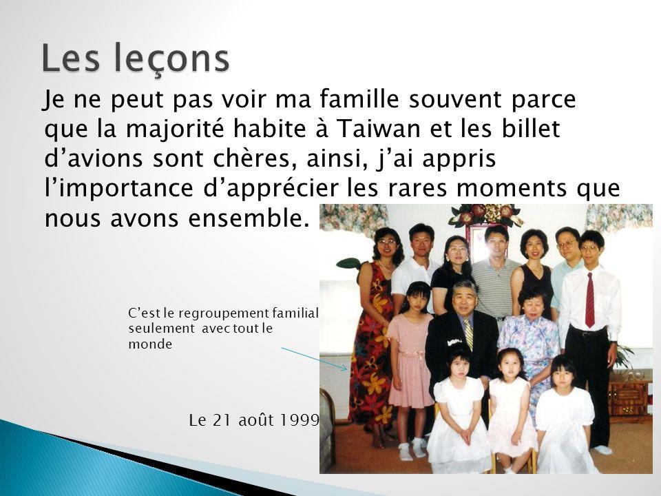 Léglise a été une partie très importante de nos vies depuis jétais jeune.