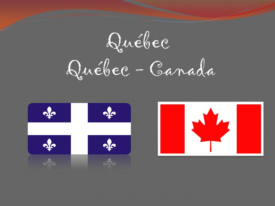 Connaissez Québec !!.