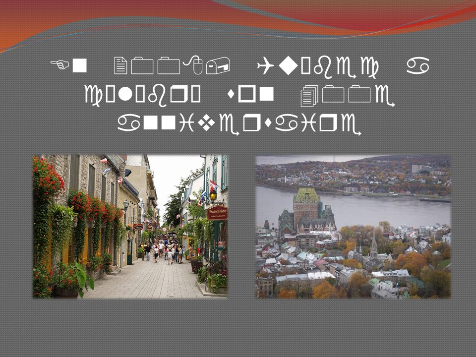 Salles de Spectacle Québec est surnommé « Québec, ville de théâtre ».