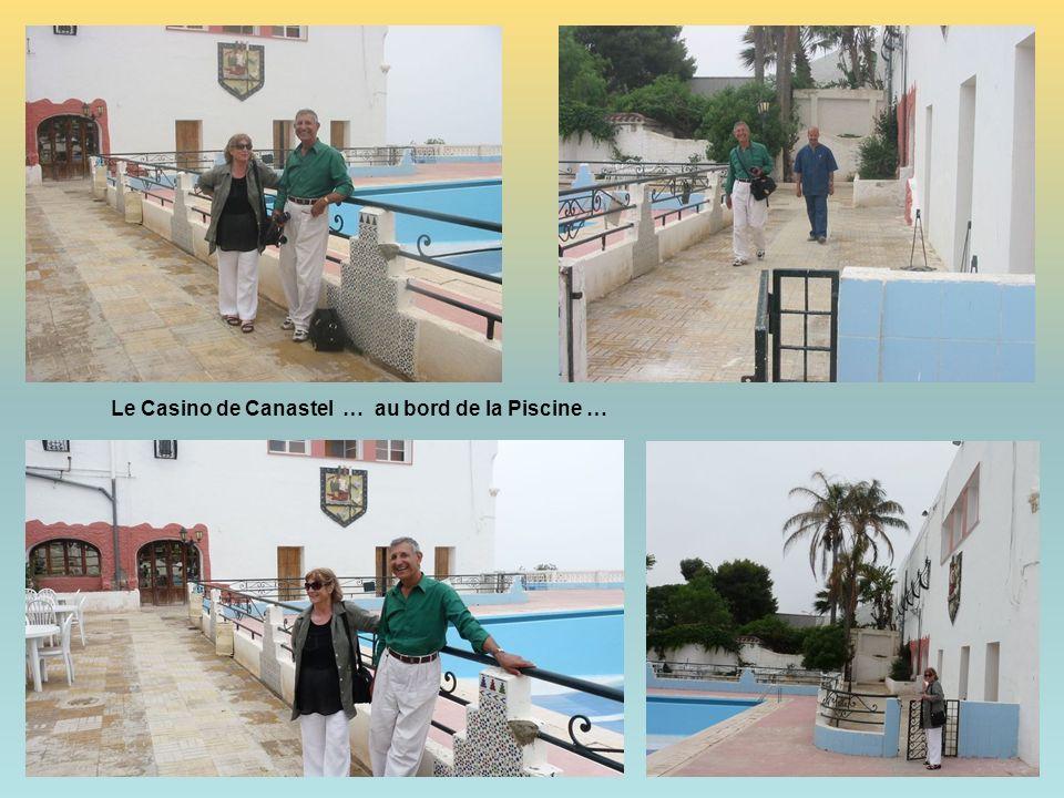 Le Casino de Canastel … la Piscine.